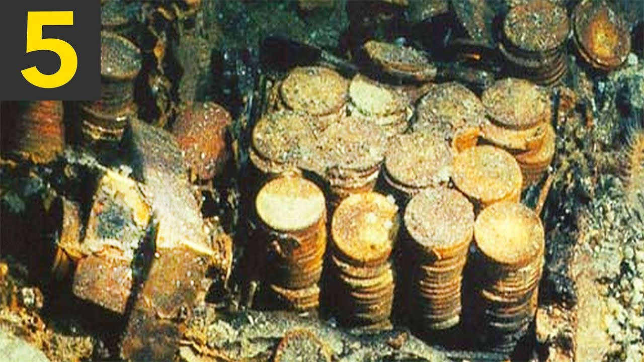 The largest treasure found 64