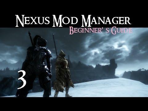 NEXUS MOD MANAGER: Beginner's Guide #3 - Plugins & Load Order