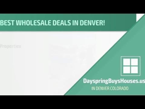 Discount Properties Arvada Colorado