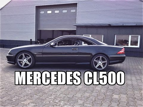 Just very good !! Mercedes CL500 W215 2001 Review & TestDrive JMSpeedshop !