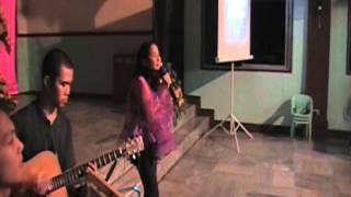 General Trias Unida Anniv Videos 2012 - Lea De Leon on vocals