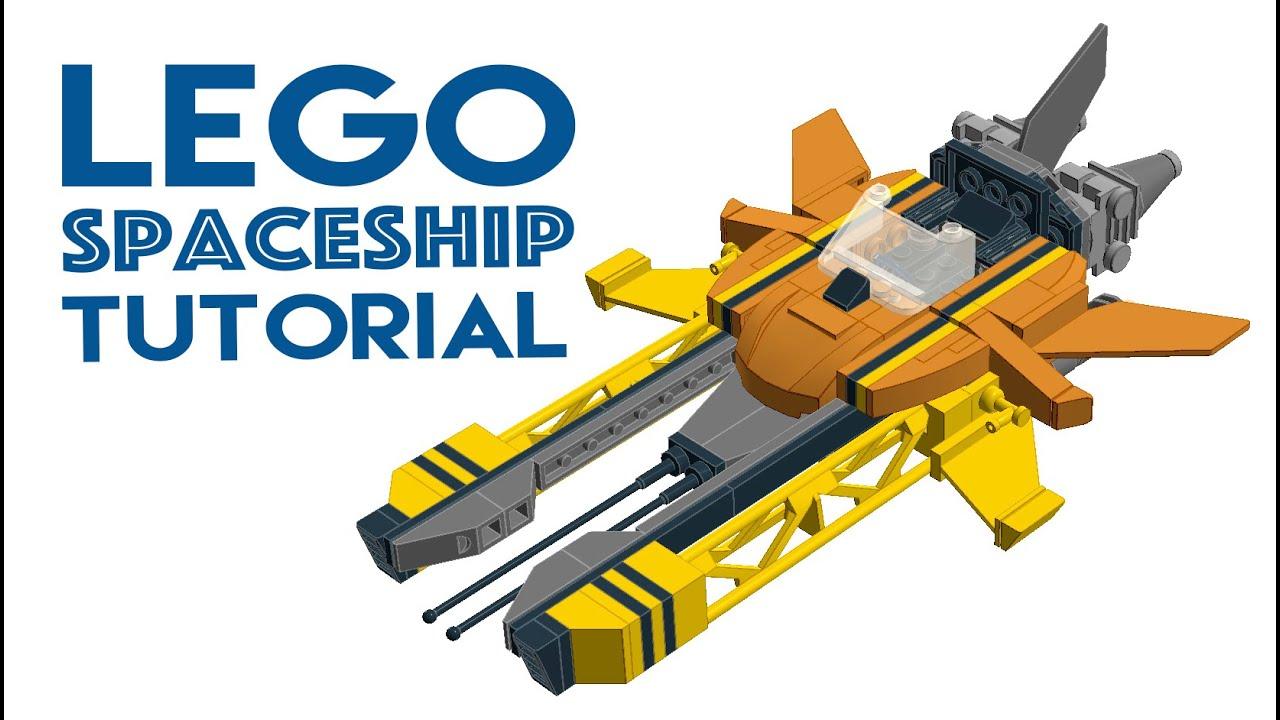 spacecraft how to build - photo #39
