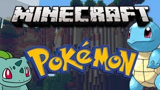 minecraft pokemon part 1 pixelmon mod multiplayer