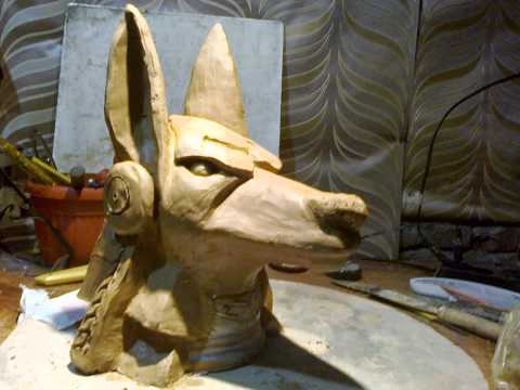 Egyptian god Anubis-----''' Di te ament ''' part 1