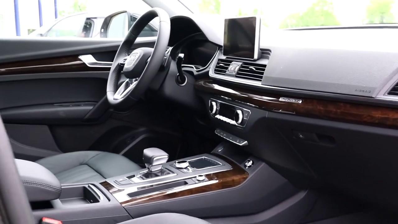 2018 Audi Q5 2 0t Premium Plus Suv Youtube