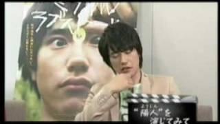 5/21HBCで放送された松山ケンイチくん「ユメイロシネマ倶楽部」...