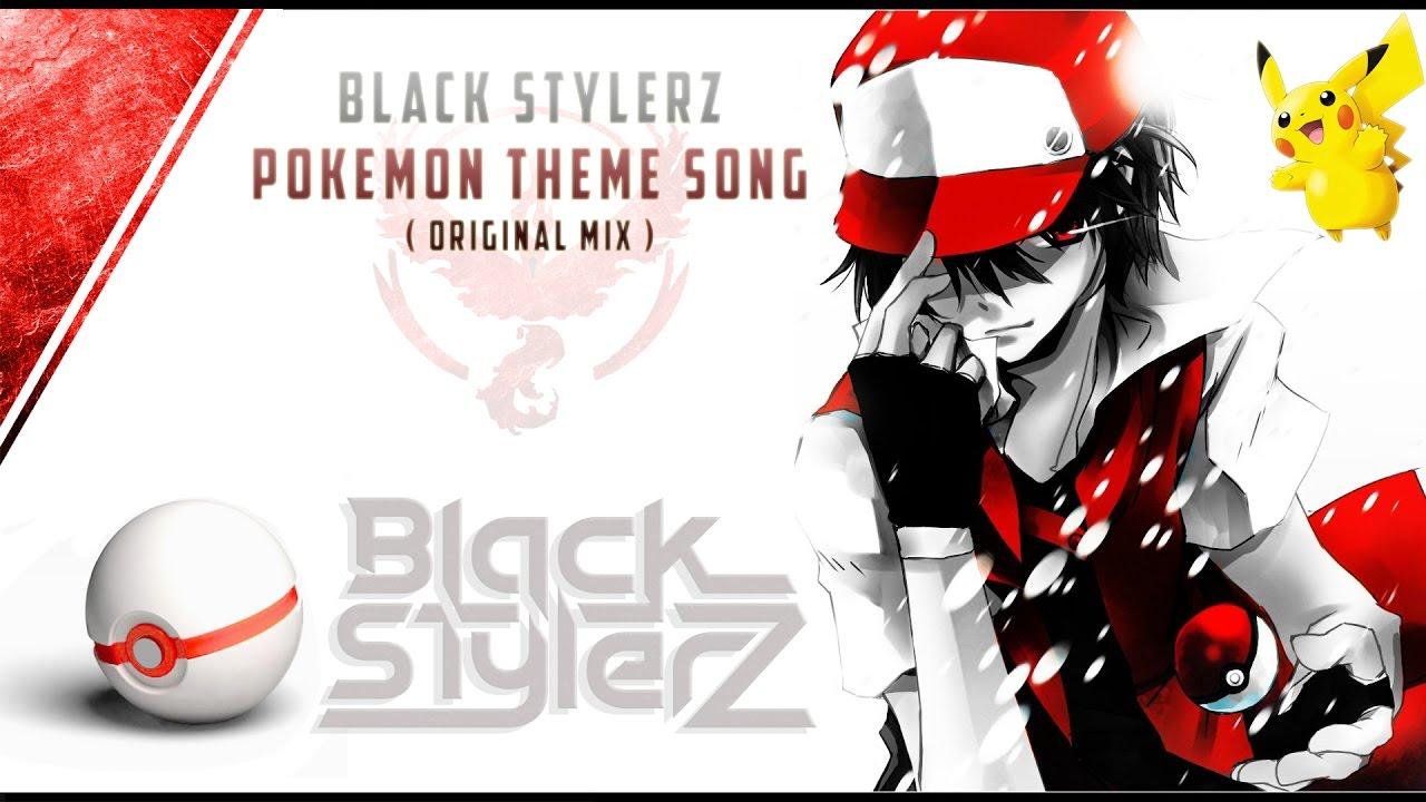Black Stylerz - Pokemon Hardstyle Theme Song ( Original Mix ) - YouTube