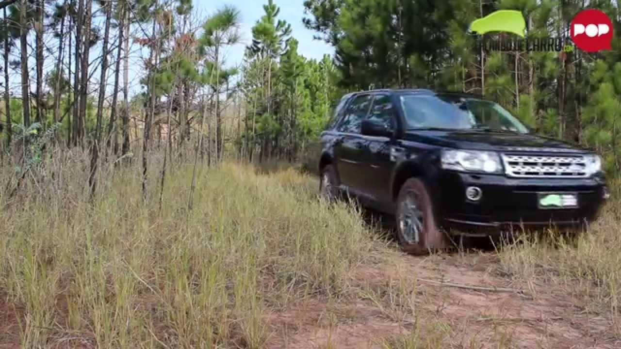 ae003925076ab Teste - Land Rover Freelander 2 - Falando de Carro - YouTube