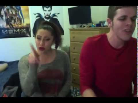 Meghan Trainor- Lips Are Movin' cover - YouTube