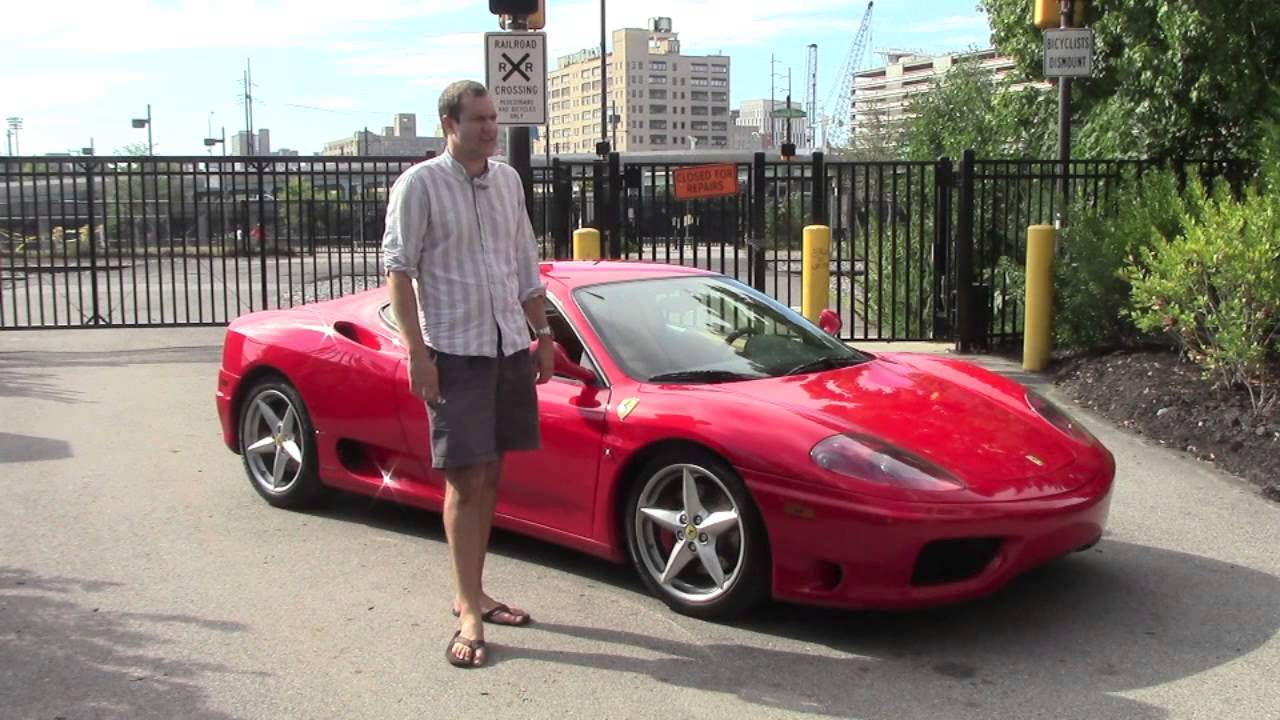 Ferrari 360 Moves to Philadelphia