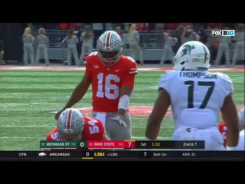 2017- Michigan State Spartans at Ohio State Buckeyes in 30 Minutes
