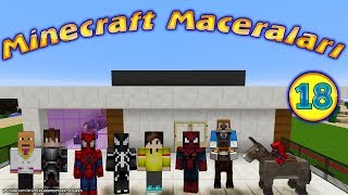 Venom Minecraft'ta Tırıvıdankus'un Peşinde Minecraft Maceraları 18. Bölüm