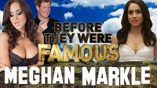 MEGHAN MARKLE - Before They Were Famous - Prince Harry
