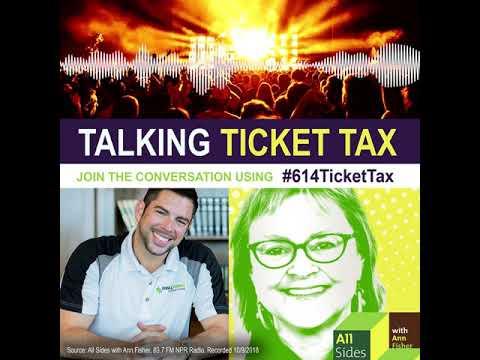 #614TicketTax   All Sides With Ann Fisher   89.7 FM NPR News Radio