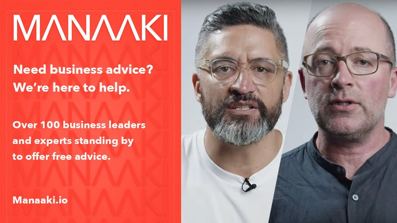 Manaaki - Emergency Business Advisory Forum