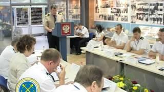 Государственный морской университет имени адмирала Ф.Ф. Ушакова. Видеопрезентация