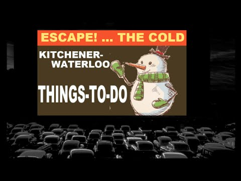 Things To Do Kitchener - In the Winter with Kids