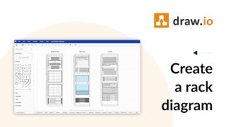 Free Rack Diagram Drawing Software
