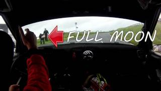 2016 Donegal International Rally - John Mulholland & Jeff Case - Full Moon