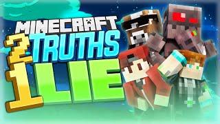Minecraft: Two Truths, One Lie