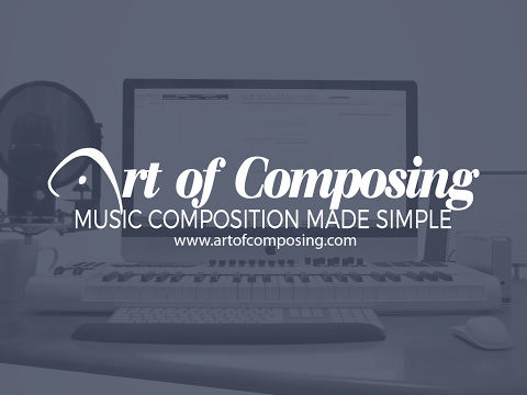 Music Composition Webinar - Art of Composing
