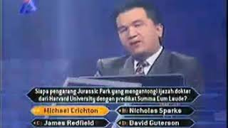 Gambar cover Helena Andrian @ Who Wants To Be Millionaire