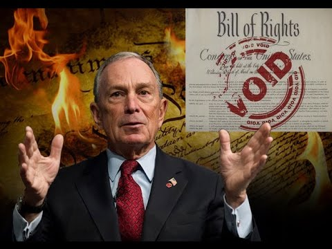 Bloomberg Backed Gun Control Filed in 20 States