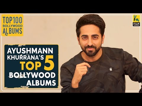 Ayushmann Khurrana's Top 5 Bollywood Albums