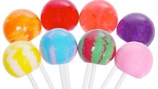 Original Gourmet Ball Lollipops: 8-Piece Gift Box