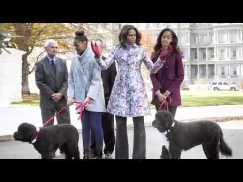 Sasha and Malia Obama: Elevating the Image of Black Girls