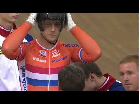 Men's 1km Time Trial - 2013 UCI Track World Championships