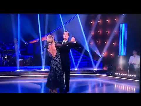 Marc Mariboe & Charlotte Fich ValsWaltz 2013 vild med dans  Dancing with the Stars Denmark