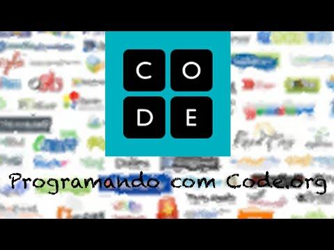Programando com o code.org