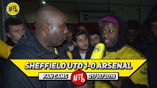 Sheffield Utd 1-0 Arsenal | I Was Shocked When Pepe Came Off! (Ben Randm)