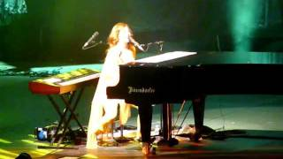 Tori Amos MILANO / Big Wheel Live (Night of Hunters Tour 2011)
