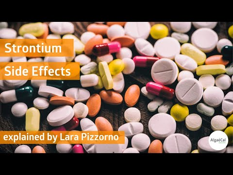 Strontium Side Effects Explained - The Truth About Strontium