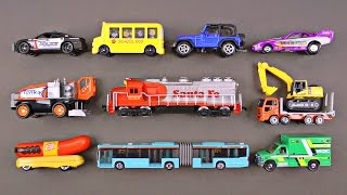 Best Toddler Learning Videos Cars Trucks Street Vehicles for Kids Hot Wheels #1 Fun Preschool Toys