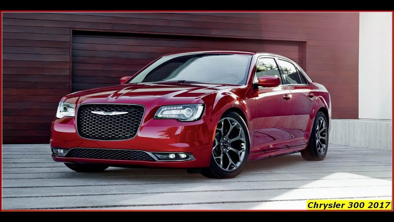 Chrysler 300 2017 Srt Review