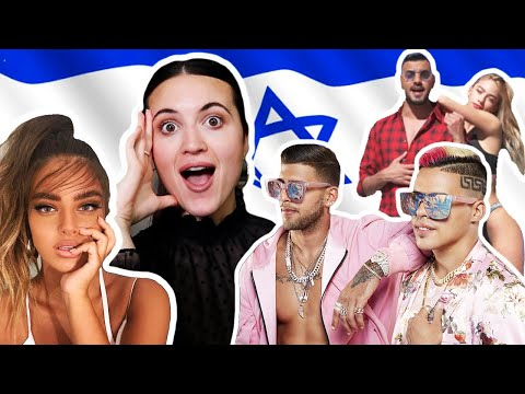 REACTING To ISRAELI MUSIC For The FIRST TIME
