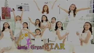 DANCE BALLET PERFORMANCE - Rockstar Gym @ SENAYAN CITY - JAKARTA | 12 Jan 2019