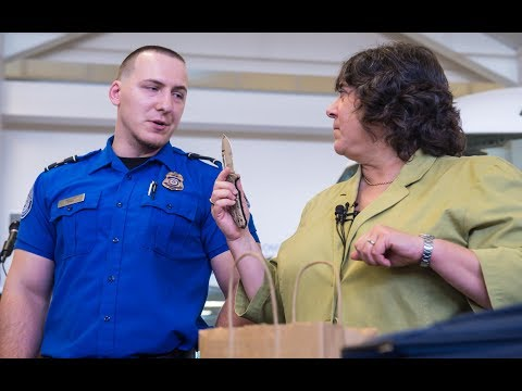TSA offers tips for smoother trip through security at airports