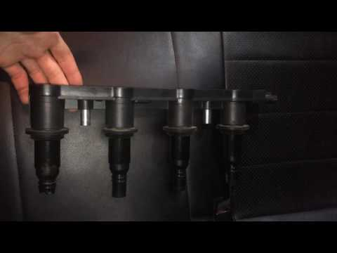 Opel Astra j модуль зажигания