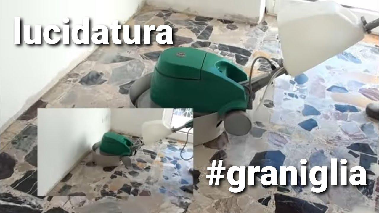 Lucidare I Pavimenti In Marmo piastrelle graniglia cemento   i cocci fioranese