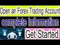 How to Open Forex Trading Account in URDU/Hindi How To Download And Install Meta Trader 4