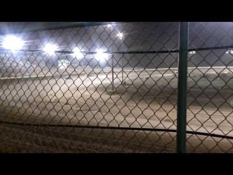 Sweetwater Speedway IMCA Stock Car Main 7/21/17