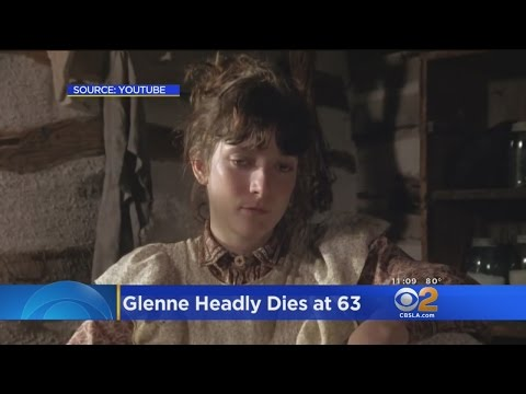 Actress Glenne Headly Dies At 63