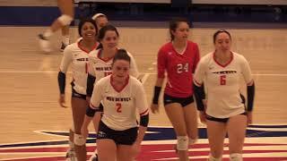Volleyball vs #9 Regis University - MSU Denver