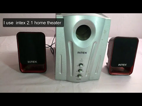 How to Convert a Home Theater to Wireless by using Bluetooth module