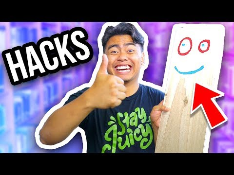 LIFE HACKS THAT WILL CHANGE YOUR LIFE!