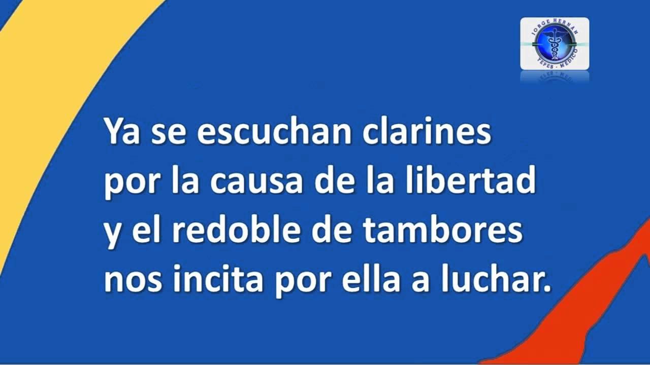 Himno Partido Conservador Colombiano